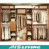 Armario funcional del guardarropa del presupuesto superficial clásico del PVC (AIS-W311)