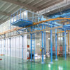 Pó Coating Spray Machine para Aluminium Profile em China