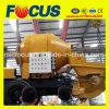 Dieselbetonpumpe Jbt30 mit Mischer-Pumpcrete Gebrauch