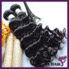 Weave brasileiro do cabelo 7A humano de Kbl