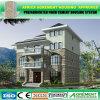 Da espuma rápida da instalação da tecnologia nova do GV projeto Prefab concreto da casa