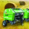 Haut de l'exportation de la qualité de l'équipement agricole Mini Machine Presse à balles rondes de foin
