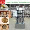 Avocado, Olijf, de Hydraulische Pers van de Olie van de Okkernoot/de Prijs van de Machine van de Extractie