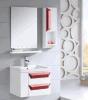 Самомоднейший шкаф ванной комнаты PVC с зеркалом (LZ-047)