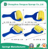 Pigment-Hilfsmittel-Plastikgriff-Schaumgummi-Rollen-Schaumgummi-Lack-Pinsel