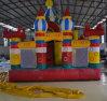 Neuer Entwurfs-aufblasbares springendes Schloss für im Freien
