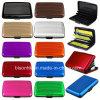 Kundenspezifische Bank Cardcase, AluminiumKreditkarte-Halterung