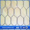 Acoplamiento de alambre hexagonal galvanizado sumergido caliente/acoplamiento de las aves de corral