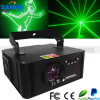 Лазер одушевленност зеленого цвета с карточкой 100 MW SD