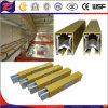Rieles deslizantes de aluminio de seguridad para distribución de energía