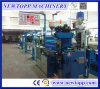 Máquina del estirador del cable coaxial del producto químico que hace espuma