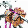 Les sports, piscine, vélo, en vélo, sac, sac de châssis avant