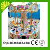 Parque de Atracciones baratos mini carrusel Carrusel breve para niños