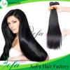 Estensione dei capelli umani di Remy dei capelli diritti del Virgin del brasiliano di 100%