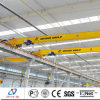 Sola grúa de arriba de la viga SMF con el alzamiento de cuerda eléctrico de alambre