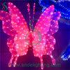 3D LED Motif Butterfly Theme Light