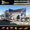 Machine van de Terugwinning van de Installatie van de Zeeftrommel van de Was van het Erts van het Zand van de Mijnbouw van de placer de Gouden