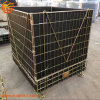 Entrepôt de Wire Mesh pliable en usine pour les marchandises transport de conteneurs de stockage