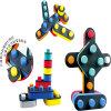 Jouet en plastique coloré d'amusement d'enfants à vendre