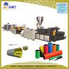 플라스틱 HDPE/PVC 두 배 벽 기계를 만드는 물결 모양 관 압출기