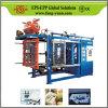 Caixa de Fangyuan EPS que dá forma à linha de produção da caixa do EPS da máquina