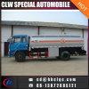 FAW 4X2 10m3の燃料の給油のトラックのタンカーのディーゼルトラックのタンカー