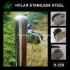 よい磨かれたステンレス鋼の鋳造ガラスクランプ