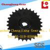 Getriebe Motorradkette Bevel Kettenrad mit Chemical Schwarz-Finish