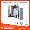 Относящие к окружающей среде содружественные Multi оборудование для нанесения покрытия пленки иона дуги/линия покрытия плакировкой System/PVD/машина пальто Metallzing