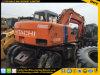 Excavador usado Ex100W, excavador usado Ex100W de la rueda de Hatachi
