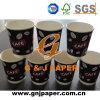 Taza de café caliente de la buena calidad usada en el embalaje del café