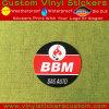 Stone-026 promoción personalizada de la marca de fácil uso de PVC impermeable adhesivo