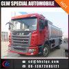 China faz a JAC 12m3 15m3 o caminhão Diesel do depósito de gasolina do caminhão de tanque do distribuidor