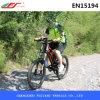 bici de montaña eléctrica 36V con la batería de Samsung del Li-ion