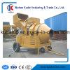 Misturador de betão diesel móvel 500L (JZR500)