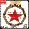 Spezielle kundenspezifische Ehrenpreis-Metallmedaille für Sport