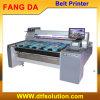 쉬운 운영 긴 벨트 안료 잉크 면 t-셔츠 인쇄 기계