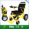 180kg 선적 리튬 건전지 휴대용 폴딩에 의하여 강화되는 휠체어
