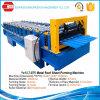 Rolo do fornecedor de China que dá forma à maquinaria da folha da telhadura da máquina