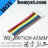7 speld 65mm de EindUitrusting van de Kabel van de Terminal van de Draad met Terminal Xh/pH