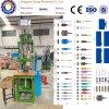 Машины инжекционного метода литья китайской фабрики ручной системы вертикальные пластичные