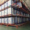 Bom sistema do racking da canela do armazenamento frio do preço