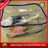 移動のためのジッパーの装飾的な袋PVC透過袋(ES3052221AMA)