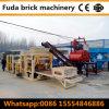 Bloco de cimento Qt10-15 de pavimentação automático que faz a maquinaria de construção da máquina