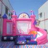 Princess saltos insuflável castelo insuflável para o parque de diversões