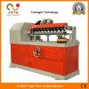 Coupe-tubes de papier de Recutter de faisceau de découpage de machine de pipe de papier peu coûteuse de papier