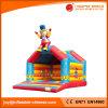 de uit Opblaasbare Uitsmijter van de Clown van Bouncy van het Stuk speelgoed Moonwalk voor Jonge geitjes (t1-001)