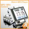 Horloge van de Gesp van 1.8 Duim het Luxueuze MP4 met Camera