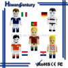Fußball-Spieler Robbot USB-grelle Scheibe (HWSJ-PL0036)