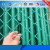 工場最もよい価格9のゲージ5のフィート60*60 mmの網によって電流を通されるチェーン・リンクの網